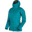 """Mammut W's Miva IN Hooded Jacket aqua"""